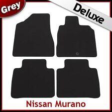 NISSAN MURANO 2005 2006 2007 2008...2012 Tailored LUXURY 1300g Car Mats GREY