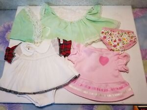 Cabbage patch clothes for girl doll