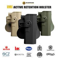 IMI Defense Level 2 Holster  Glock, Sig, Walther, CZ, Springfield, Makarov, S&W