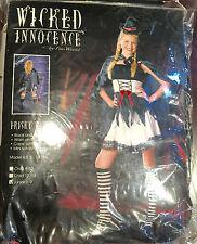 Wicked Innocence Frisky Witch Costume Size Junior 0-9