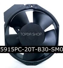 NMB 5915PC-20T-B30-SM0 equipment fan 200VAC 50/60HZ 42/40W Metal leaf