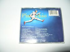 Pinocchio  Benigni / Brasechi 16 Track cd 2002 very good +