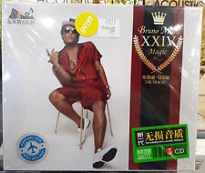 CD BRUNO MARS XXIVk Magic + Greatest Hits Deluxe EDT Music 3 Gold Disc 24K Hi-Fi