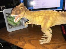 Schleich Giganotosaurus Dinosaur Figure D-73527 Spotted Version Htf 2009