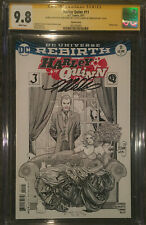 Harley Quinn #11 Sketch Cho Variant SS Frank Cho Remarked by Timms CGC 9.8 NM/M