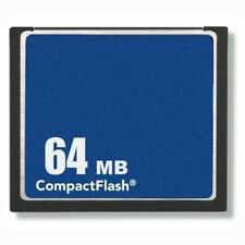 CompactFlash 64MB Standard CF Memory Card OEM New Brand New W/Case Free Shipping