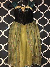 Dress Up Anna Dress, Size 7-8, Anna From Frozen