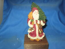 "June McKenna ""Father Christmas"" Santa hand signed and dated"