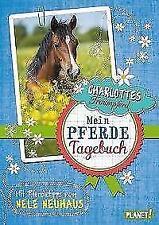 Charlottes Traumpferd: Mein Pferde-Tagebuch ► Nele Neuhaus  ►►►UNGELESEN