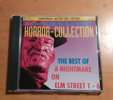 The Best Of A Nightmare On Elm Street 1-6 Soundtrack Master Tape Edition 1993