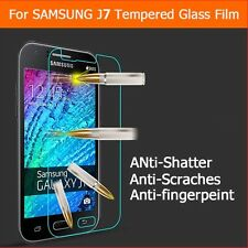 Samsung Galaxy J7 Temper Glass Ultra Clear Explosion Proof Anti Shatter Proof