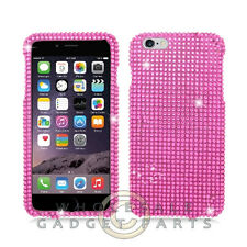 Apple iPhone 6/6s Plus Shield Crystal Hot Pink  Guard Shell Shield Cover Protect
