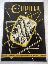 Revista Cupula num.38,Construccion,Decoracion,Arquitectura