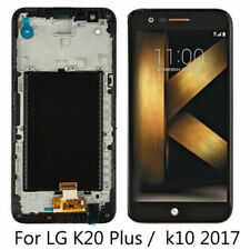 OEM For LG K20 Plus LCD Touch Screen Digitizer Assembly Frame  MP260 TP260 VS501