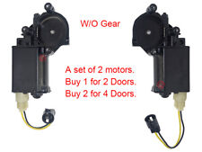 Power Window Lift Motor Set Buick Cadillac Chevrolet Oldsmobile Pontiac 76-68