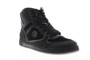 Airwalk Prototype 600 AW00226-004 Mens Black Skate Inspired Sneakers Shoes