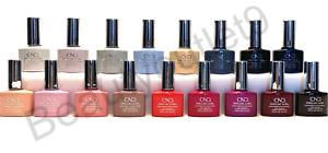 CND SHELLAC LUXE UV Gel Nail Polish 💖70+SHADES💖BOXED -12.5ml 💖