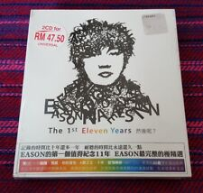 Eason Chen ( 陳奕迅) ~ The 1st Eleven Years ( Malaysia Press ) Cd