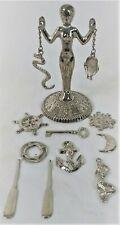 Herramientas de Olokun grande, Tools, Yoruba Santeria Religion, Orisha,