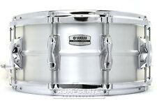 Yamaha Recording Custom Aluminum Snare Drum 14x6.5 - Video Demo