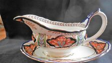 """Wood & Sons """"Nile"""" Gravy boat & Underplate"""