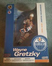 WAYNE GRETZKY Edmonton Oilers 12 Inch Legends Series 1 McFarlane Figure NEW