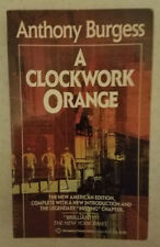 A Clockwork Orange Paperback 1990 Edition with Missing Chapter