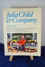 Julia Child & Company paperback 1979