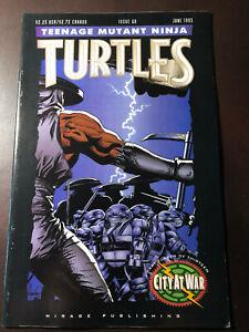 Teenage Mutant Ninja Turtles #60 VF/NM Mirage TMNT T-298