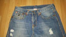 Herren Jeans Hose True Religion blau w36 L34