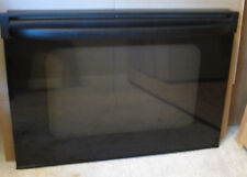 "GE. 30"" WALL OVEN, BLACK DOOR GLASS WB57T10091 AND FRAME ASSY. SEE DETAILS."