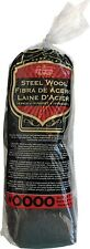 1 Bag (16 Pads) #0000 SUPER FINE Steel Wool Pads