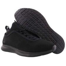 Reebok Mens 10.5 Plus Runner Ultk Running Shoe Black Coal Lace Up Sneakers