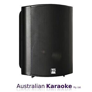 NEW HK Audio IL 80-TB (PAIR) Install Speakers Passive