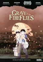 GRAVE OF THE FIREFLIES NEW DVD