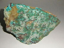 Chrysocolla and Malachite, Silicified, Cloncurry, Queensland, Australia.    S274
