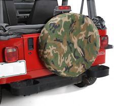 Couvre-roue de secours pour 4x4 - style chasse / militaire