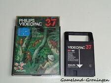Philips Videopac G7000 Game: 37: Monkeyshines [PAL] (Complete)