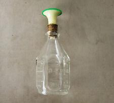 Vintage PYREX 4 oz GLASS BABY BOTTLE Mid Century Sprinkler Head for Ironing
