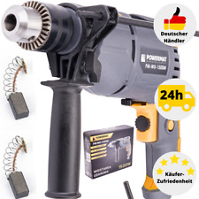 Bohrmaschine Schlagbohrmaschine Schlagbohrer Elektro Bohrhammer Schrauber 1500W