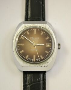 VINTAGE RARE USSR RUSSIAN WATCH POLJOT AUTOMATIC 23 JEWELS
