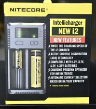 Nitecore I2  - Intelligent 18650 26650 AA AAA Vape Battery Charger**AUTHENTIC**