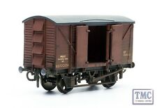 C041 Dapol OO Gauge 10T VENTILATED MEAT VAN plastic kit