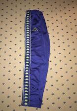 Vintage Kappa Track Pants Blue & Yellow - Size M