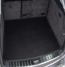 BMW 3 Series Saloon (E46) 1998 - 2005 Fully Tailored Black Carpet Boot MAT