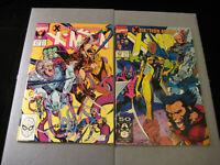 Uncanny X-Men #271 And #272 (1991 Marvel)