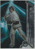 Star Wars High Tek 2017 ~ MORE ELEGANT WEAPON Insert Card MW-6 Luke (#28/50)