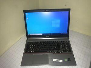 FUJITSU LIFEBOOK E SERIES E754 i7-4712MQ 2.30GHz 240GB SSD 15.6 INCH 8GB RAM