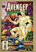 Avengers #383-1995 nm- 9.2 Fantastic Force Franklin Richards