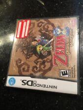 The Legend of Zelda: Phantom Hourglass (Nintendo DS, 2007) BRAND NEW Sealed